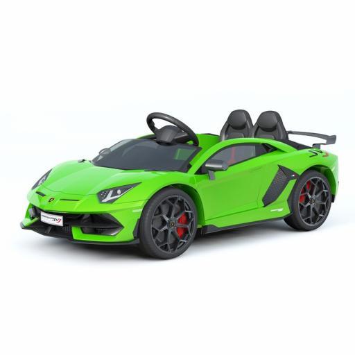 12V Licensed Lamborghini 2 Seater Ride On Car Sports Car
